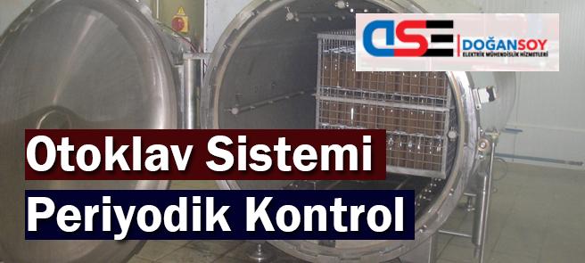 Otoklav Periyodik Kontrol